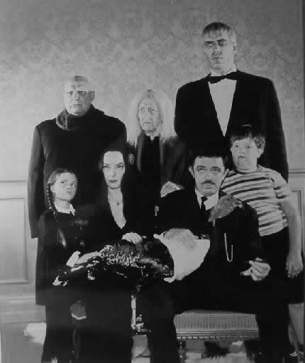 The Addams Family � Road to